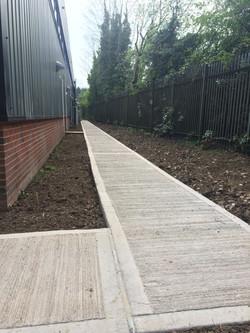 Concrete Paths & Hardstandings