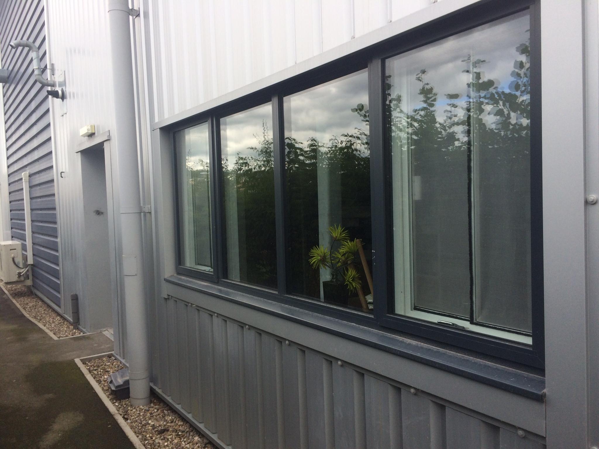 Cladding & Aluminium Windows