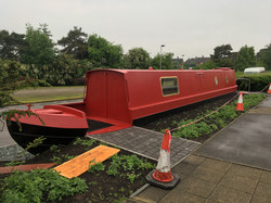 School Barge Library