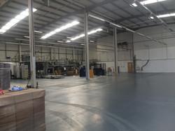 Factory Refurbishment