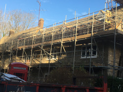 Re Roof with Cotswold Stone