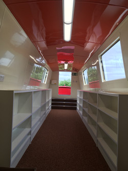 School Library Barge