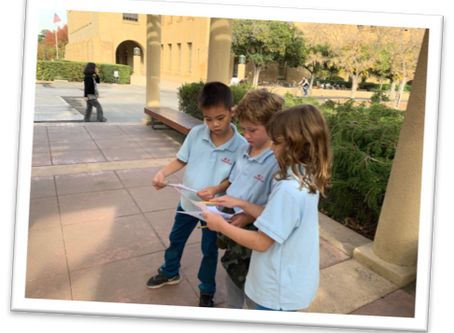 2nd Grade Field Trip to Stanford University