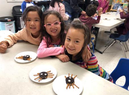 Half Day Kindergarten Thanksgiving Performance