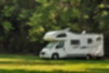 Amplifier signal camping car