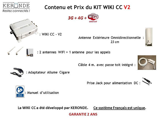 KIT WIKI CC V2