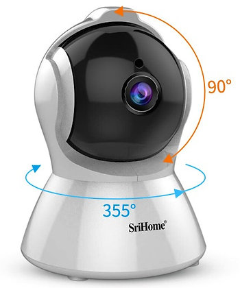 Caméra Vidéo Surveillance KV-20