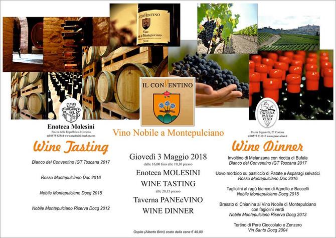 Countdown to the new Wine Dine & Shine season!