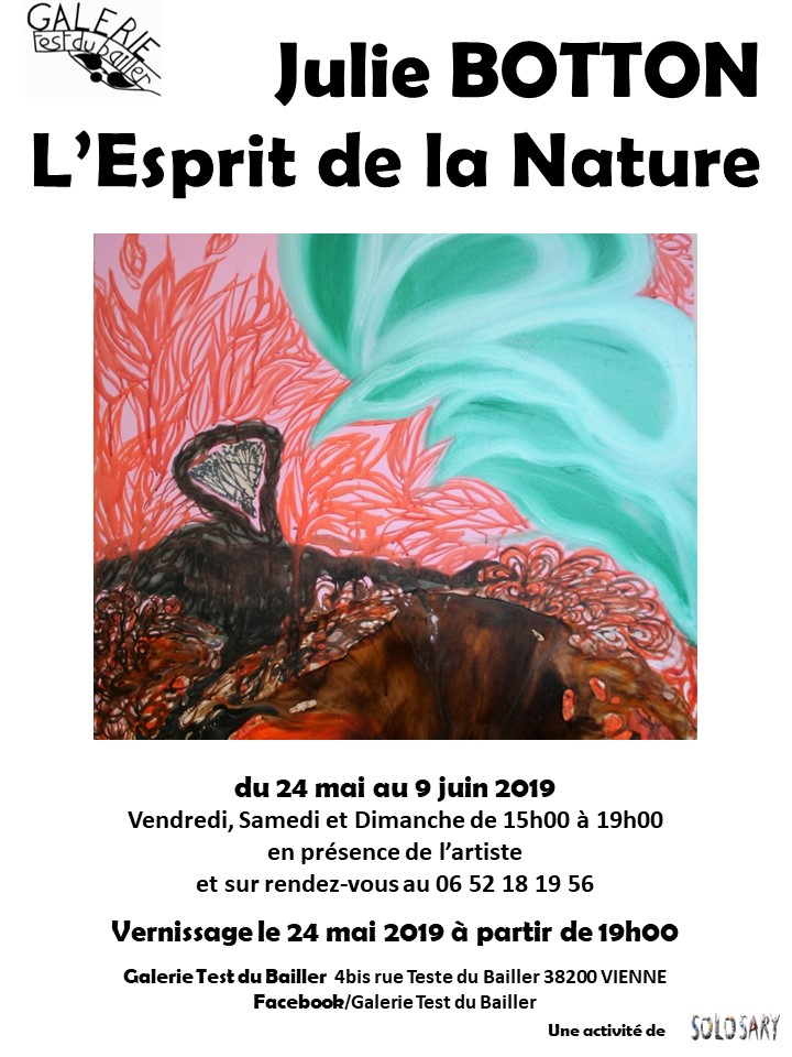 Exposition Julie Botton.