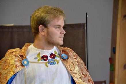 Princ Radovan (Milan Galandák)