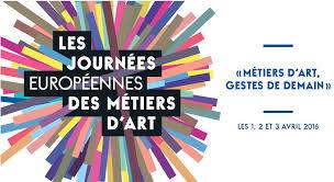 JOURNEE EUROPEENE DES METIERS D ART