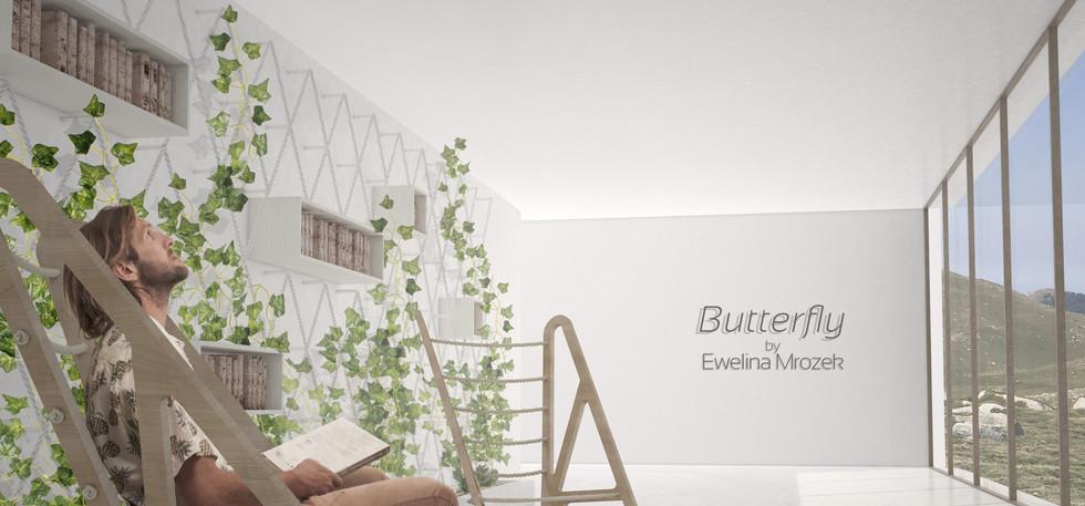 Butterfly - Meubles en bois