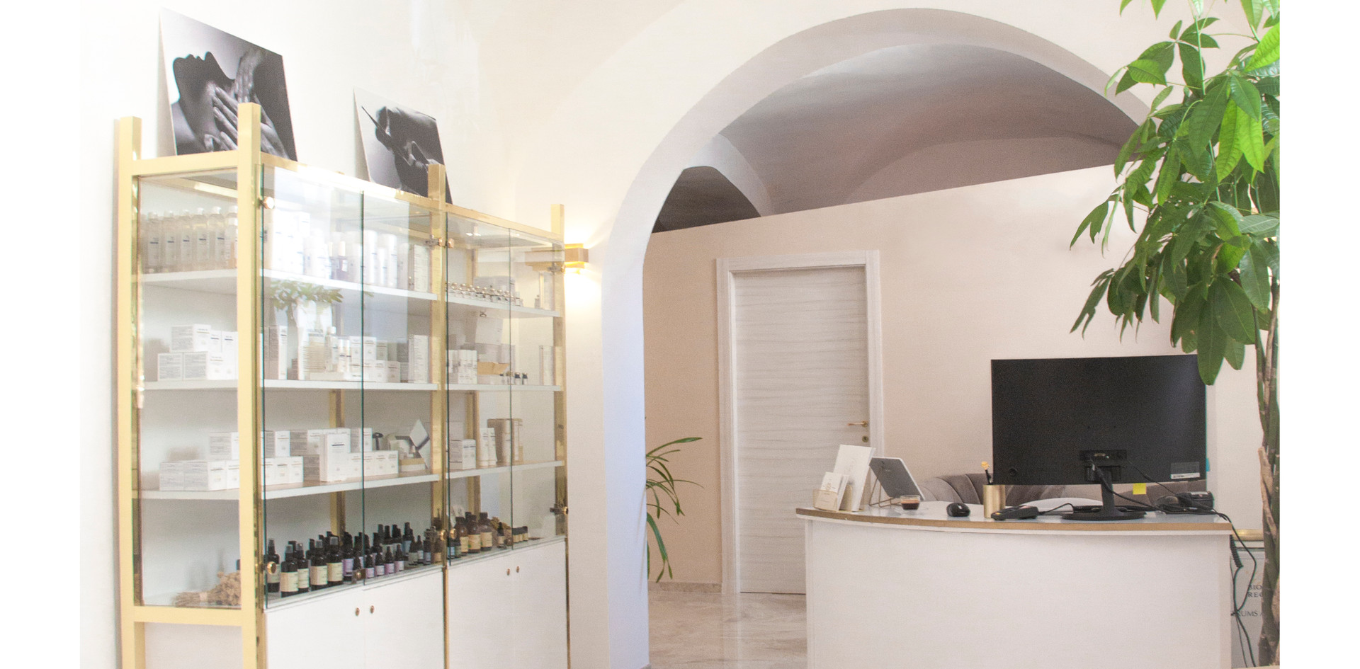 Salon de beauté de luxe