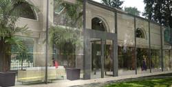 art gallery - orangery