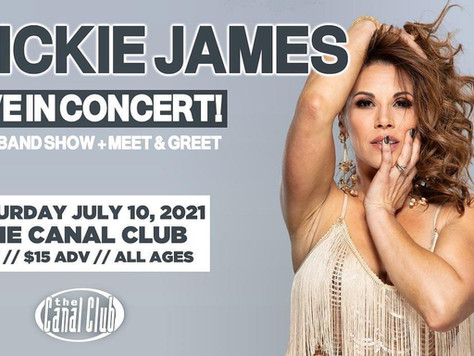 Mickie James hits the road for Richmond, VA concert