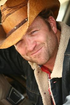 Headshot Smiling Hat