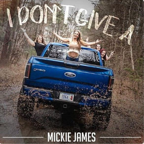 "Mickie James Releases New Single ""I Don't Give A"""