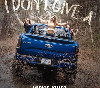 """Mickie James Releases New Single """"I Don't Give A"""""""