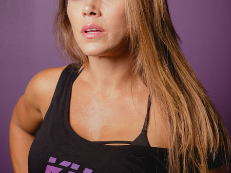 Mickie James talks physical and mental wellness with Women Fitness