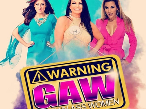 GAW TV Launching May 20 Starring Mickie, LISA and VAL!