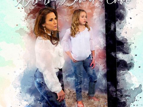 Mickie teams with Rosevelt for Childhelp benefit song