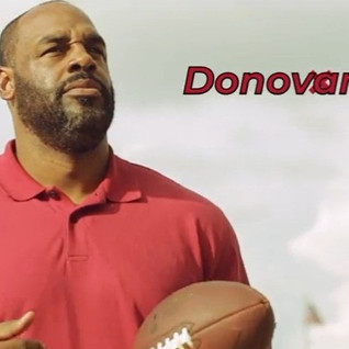 Donovan McNabb partners with Camp AZDA