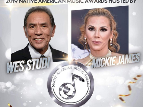 Mickie James to co-host NAMAs, up for two awards