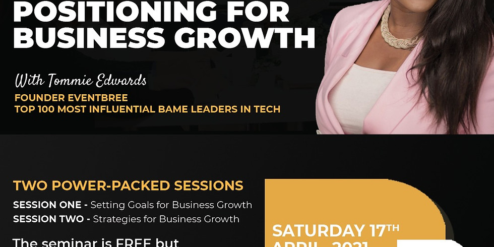 Precious Pearls Empowerment Business Seminars- Afternoon Session.