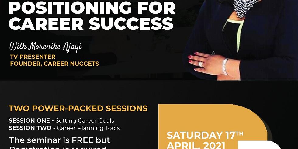 Precious Pearls Empowerment Career Seminars- Morning Session.
