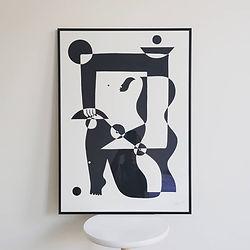 Jitse van der Wijst moderne kunst