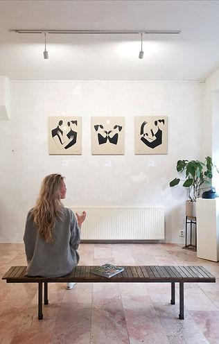 Jitse van der Wijst expositie amsterdam