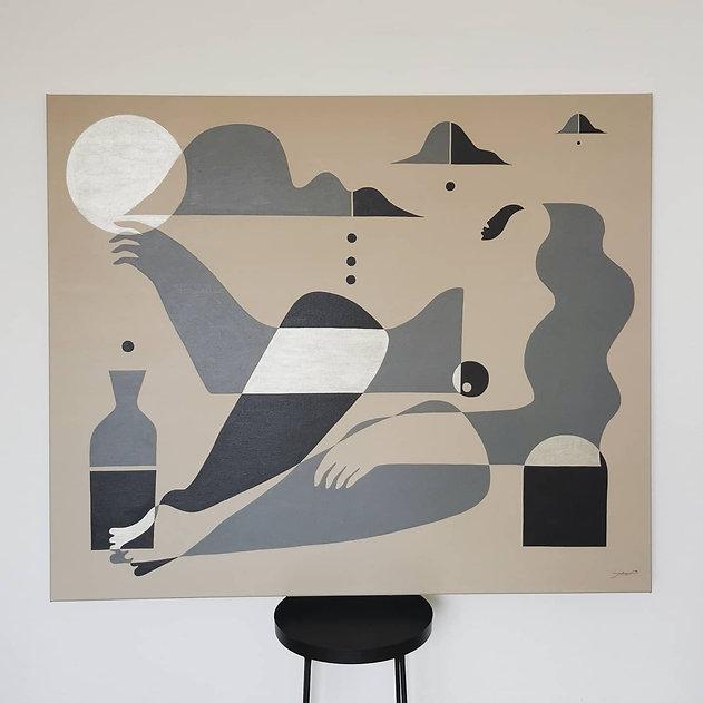 Jitse van der Wijst newcontemporary art