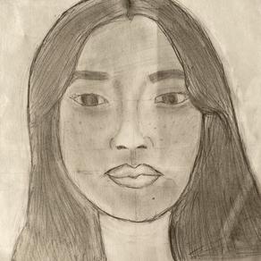 Self Portrait, Kylie Yasuda (Level 1)