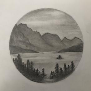 Window to Paradise, Julie Laureto (Level 2)
