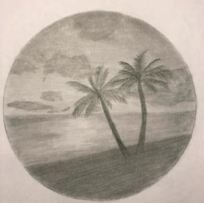 Window to Paradise, Mafel Garcia (Level 2)