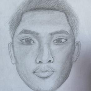 Self Portrait, Kael Matias (Level 1)
