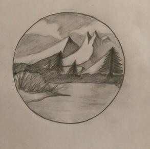 Window to Paradise, Samantha Hilario  (Level 2)