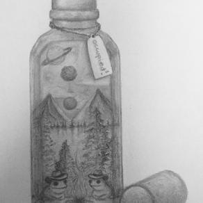 Dream Jar, Angelica Raza (Level 4)