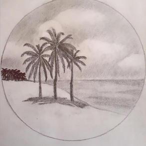 Window to Paradise, Neil Tegui (Level 2))
