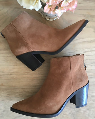 Unisa Western Style Ankle Boots