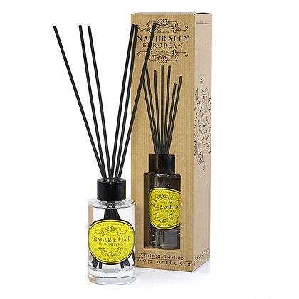 Naturally European Ginger and Lime Diffuser