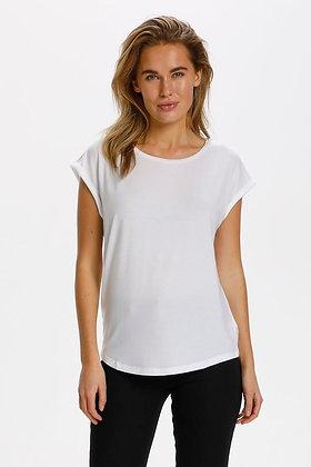 Saint Tropez Adelia T Shirt White