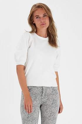 BYoung ByNonina Pullover Off White