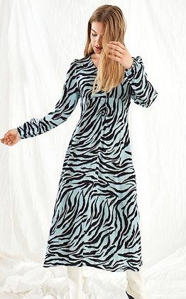BYoung Byilka Dress Surf Blue