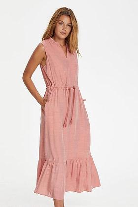 Saint Tropez Gaia Dress Rose Pink