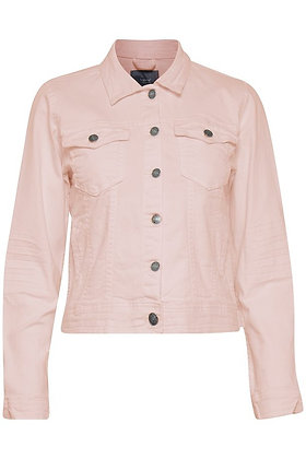 BYoung Denim Jacket Pink