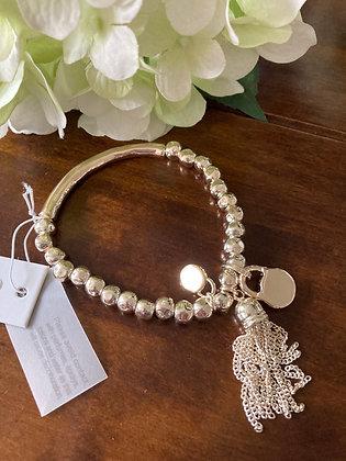 Envy Gold Tassell Bracelet