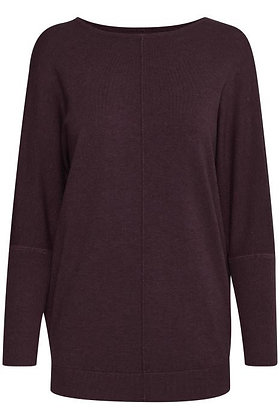 BYoung ByPimba Knit. Wine