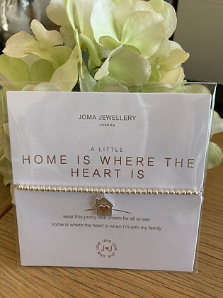 Joma A Little Home Is Where The Heart Is Bracelet