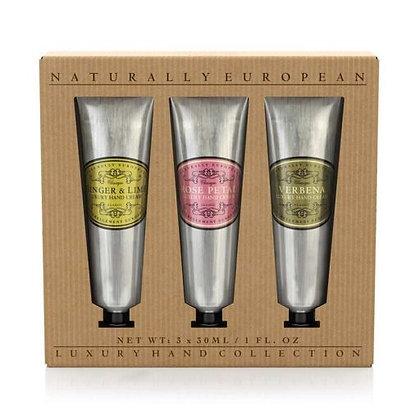 Naturally European Handcream Gift Set